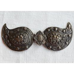 Пафти от Тракийска фолклорна област-бронз