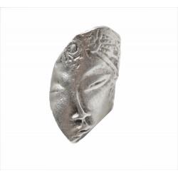 Пръстен - Тракийска маска