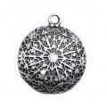 кръгъл етно-медальон