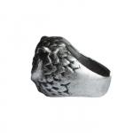 масивен пръстен сова